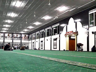 Dampak covid-19, Masjid di tutup kok pasar masih di buka