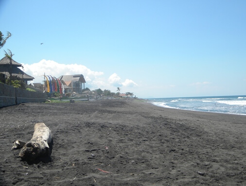 Going to the beach is a must in addition to e'er listed inwards the  BaliBeaches: Ketewel Beach Bali -  Beautiful Beach, Panoramic View & Paradise for Surfers