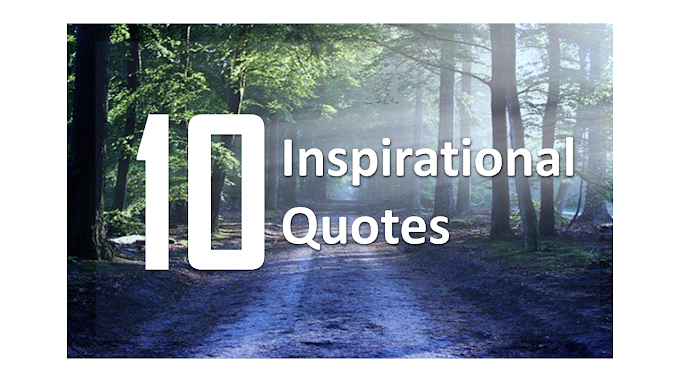 """""""Time With Hard"""" 10 inspirational quotes than can meliorate yourself"""