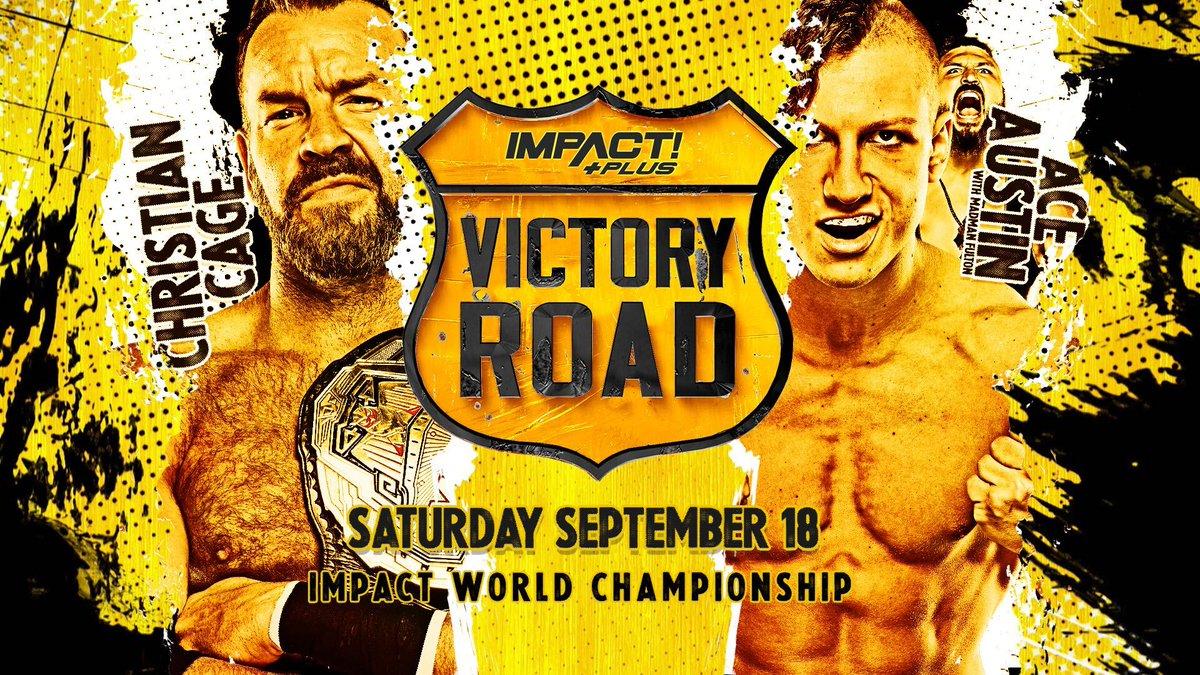Comentários e Notas: IMPACT Victory Road 2021