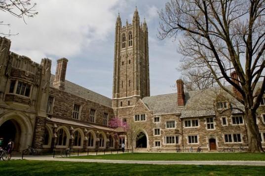 La Universidad de Princeton, Estados Unidos