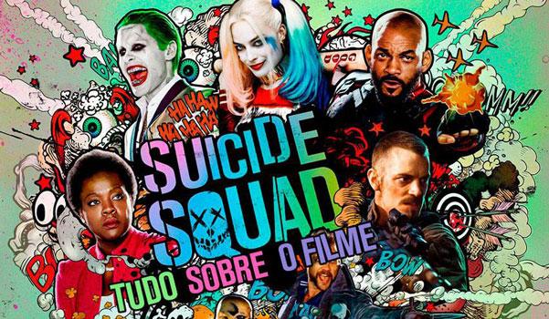 Esquadrão Suicida - filme
