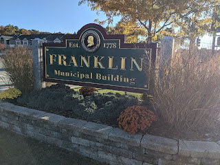 Franklin, MA: Board of Health - Agenda - Nov 4, 2020