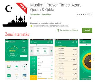 Muslim - Prayer Times, Azan, Quran & Qibla