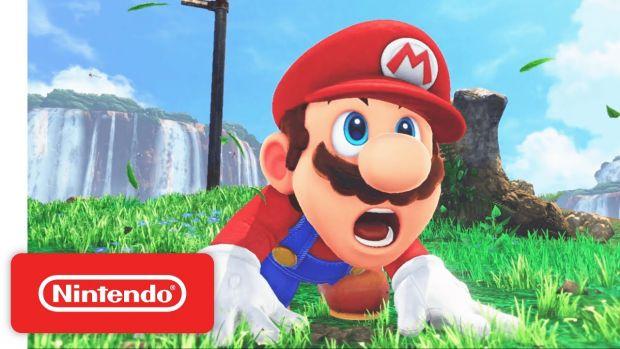 Nintendo mută celebrul joc Mario în Realitatea Virtuală.