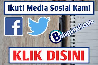 Official Account Social Media BolaGawai.com