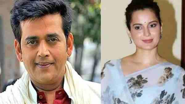 गोरखपुर के सांसद रवि किशन बॉलीवुड अभिनेत्री कंगना रनौत के समर्थन करने के लिए उतर आए हैं।