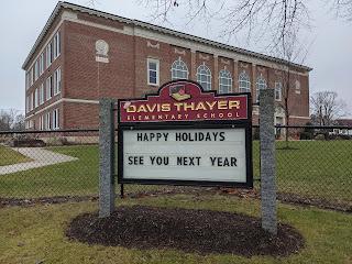 Davis Thayer Facilities Analysis Sub Committee Meeting - Jan 14, 2021