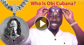 Who is Obi Cubana?/ Obi Cubana Net worth?
