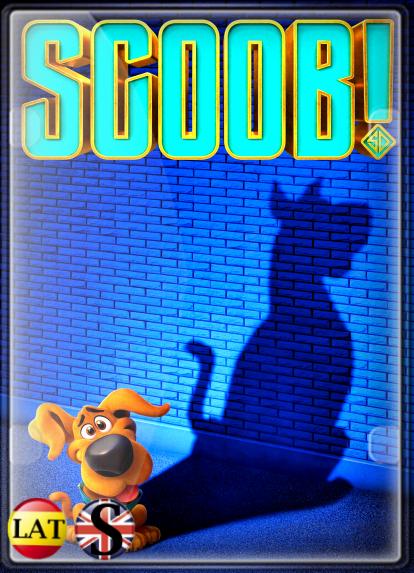 Scoob! (2020) FULL HD 1080P LATINO/INGLES