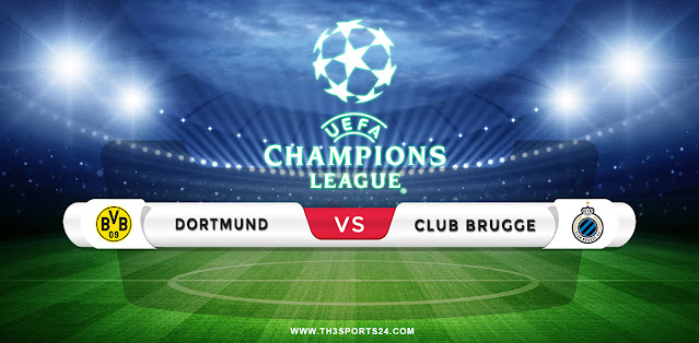 Borussia Dortmund vs Club Brugge Prediction & Match Preview