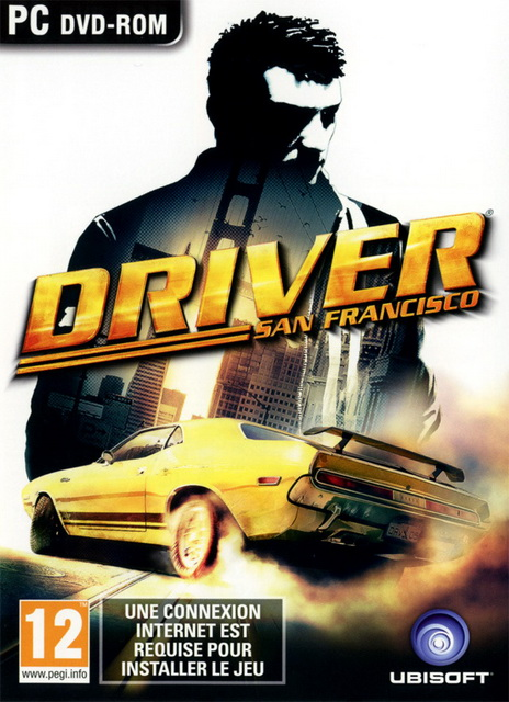 Driver San Francisco Free Download PC Version