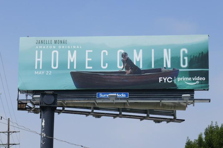 Homecoming season 2 FYC billboard
