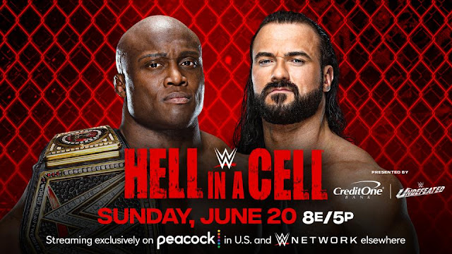 Ver WWE Hell in a Cell 2021 En vivo Español Online