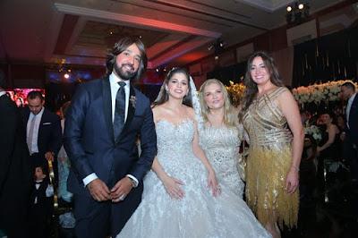 حفل زفاف, شقيقة الفنانة ملك قورة, الهضبة, احمد شفيق,
