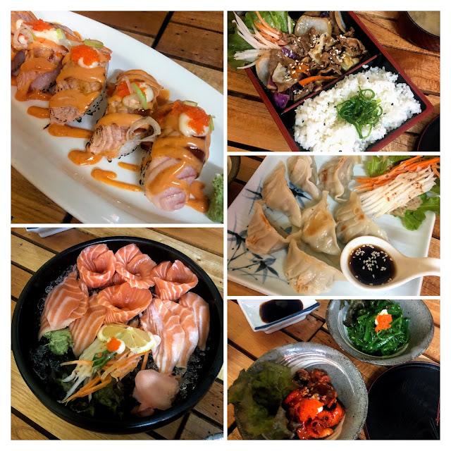 Kama Sushi & Restauran