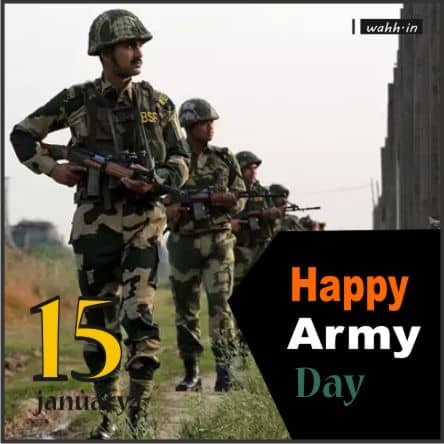 Army Day  Wishes Hindi  For Whatsapp