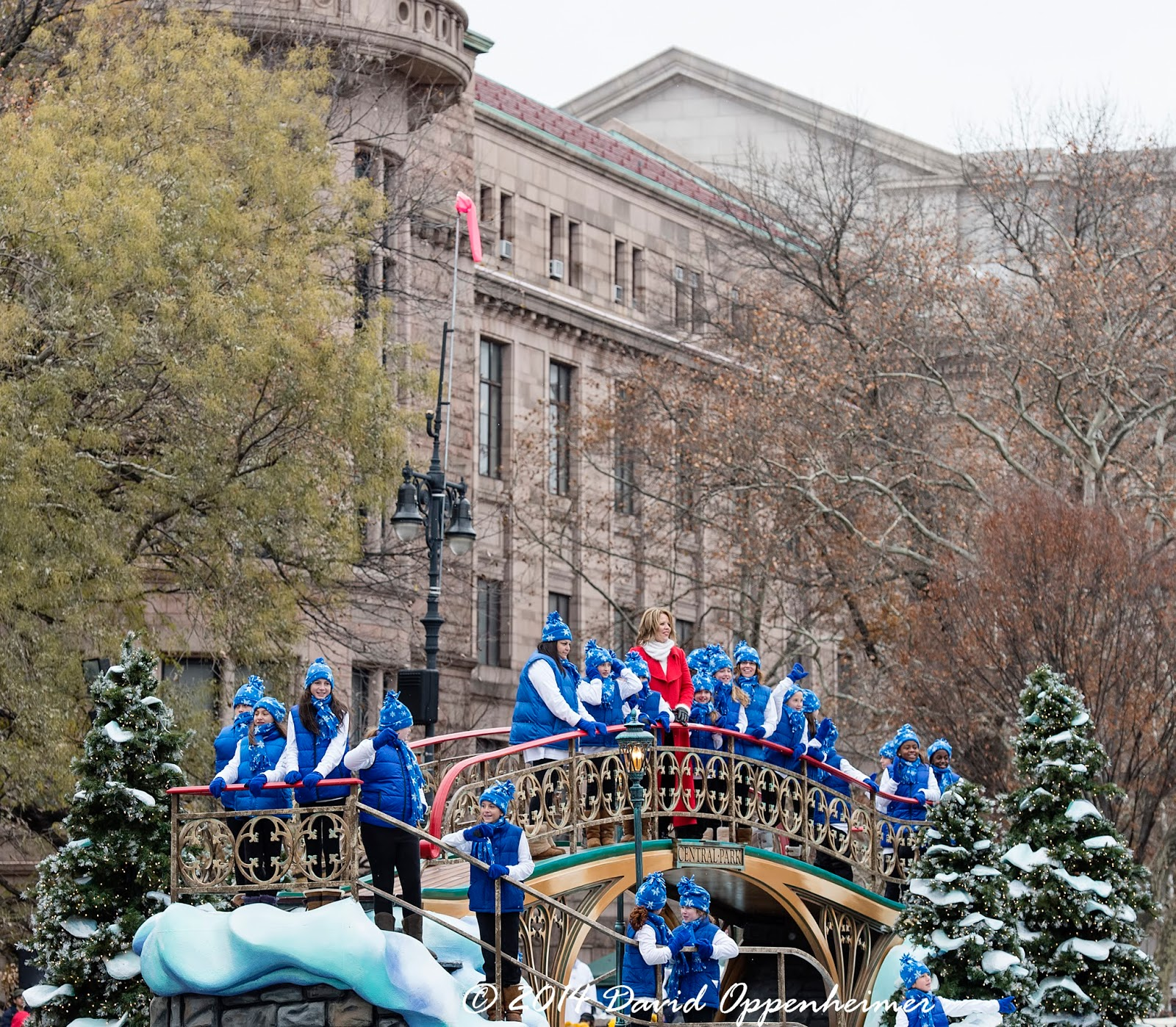 Winter Wonderland in Central Park by Delta Airlines Inc.