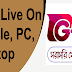 GTV Live Online || Live on Mobile Computer And Laptop