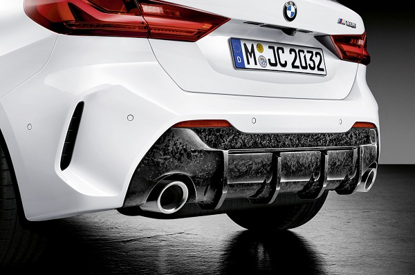 BMW Serie 1 M Performance