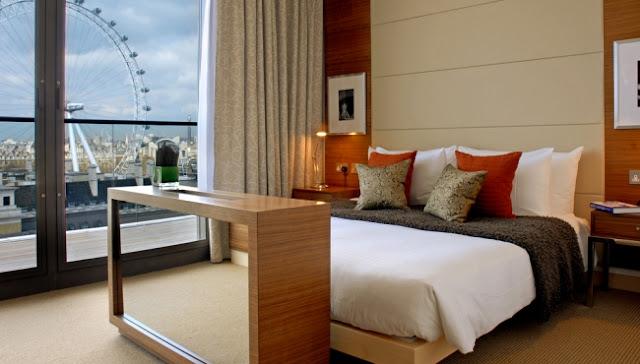 Comparador de hotéis na Inglaterra