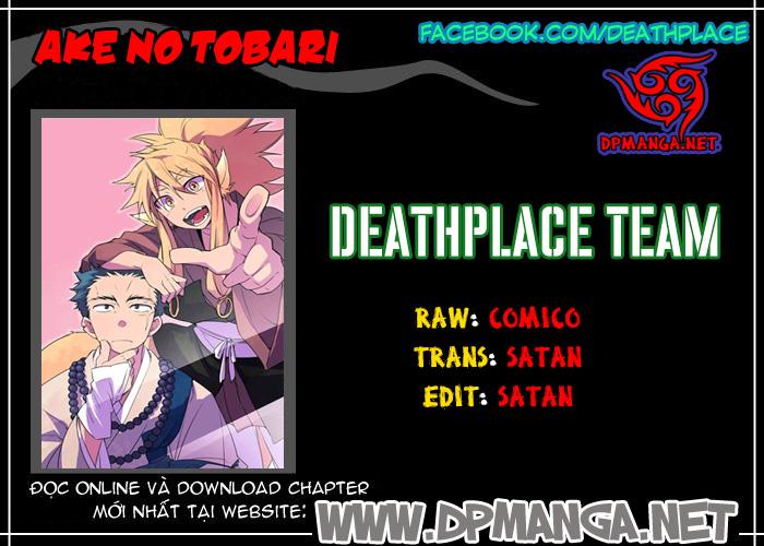Ake no Tobari - Chương 3 - Pic 11