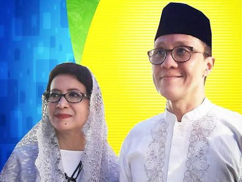 Nurul Arifin dan Chairul Yaqin Hidayat