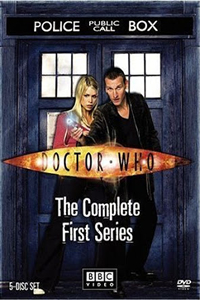 Doctor Who 1ª Temporada MP4 Legendado