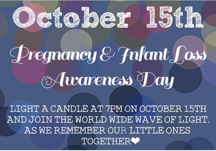 National Pregnancy and Infant Loss Remembrance Day Wishes for Whatsapp