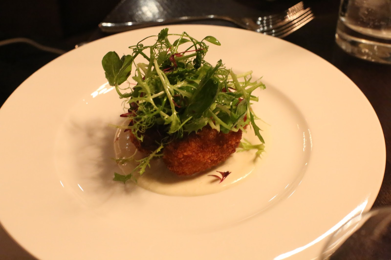 salted beef croquettes