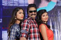 Haranath Policherla Mounika Nishi Ganda Pos at Tick Tock Telugu Movie Trailer Launch Event  0033.jpg