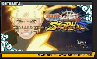 Naruto Senki Storm 4 Mod Apk