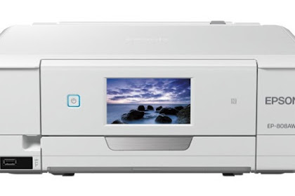 Epson EP-807AW Driver Download Windows, Mac, Linux