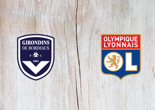 Bordeaux vs Olympique Lyonnais -Highlights 11 September 2020