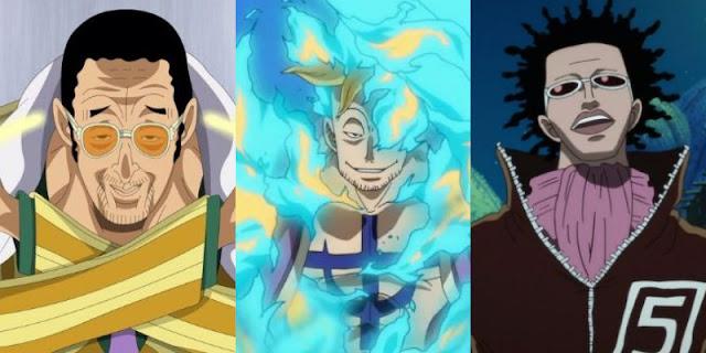 Deretan Buah Iblis Non Api Namun Bisa Menghasilkan Api, Luffy Juga Bisa!