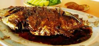 Resep Masak Ikan Bawal Goreng Kecap Manis