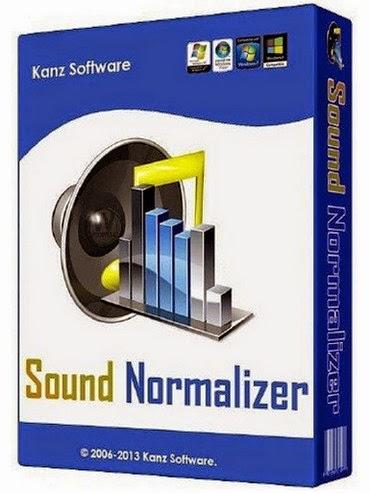 Sound Normalizer 6.4 + Key