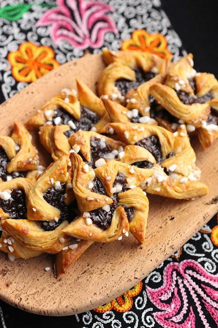 biscuits forme de moulin a vent
