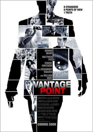 Vantage Point 2008 BRRip 720p Dual Audio In Hindi English