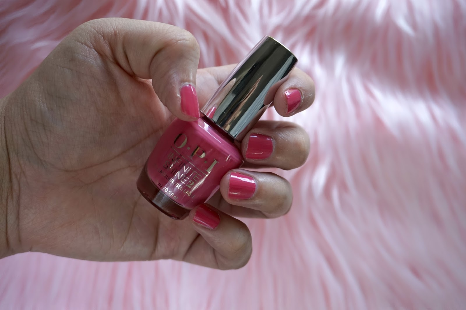 OPI Nail Polish in Defy Explanation | Best Nail Polishes To Wear All Year // Beauty With Lily, A West Texas Beauty, Fashion & Lifestyle Blog