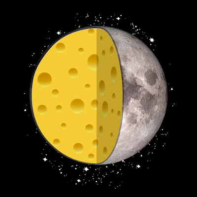 A chessy moon.
