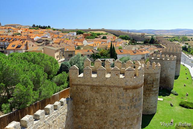 Ávila muralla