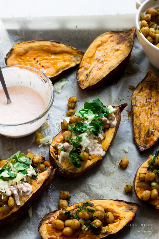 baked-sweet-potatoes-with-ras-al-hanout-and-yogurt-salsa
