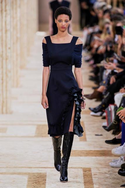 Модное платье весна-лето 2020 40