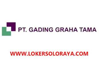 Lowongan Kerja Solo Content Creator di PT Gading  Graha Tama