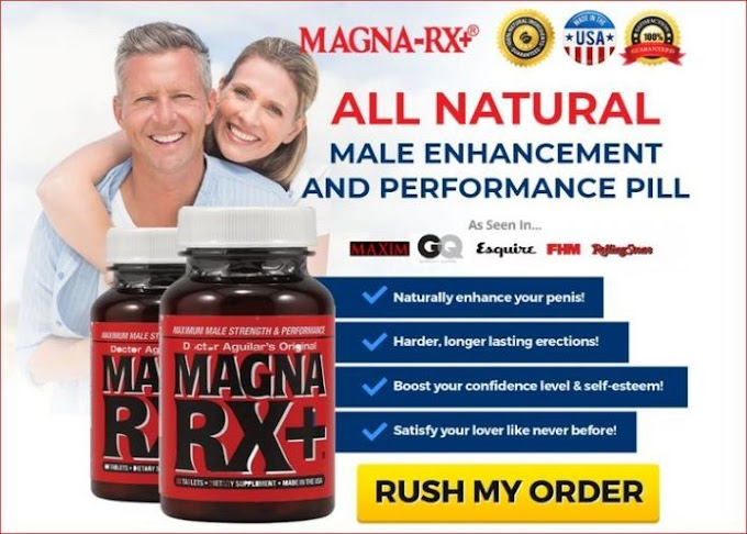 MagnaRX Store - Buy MagnaRX To Check Review, Dosage,Side Effects