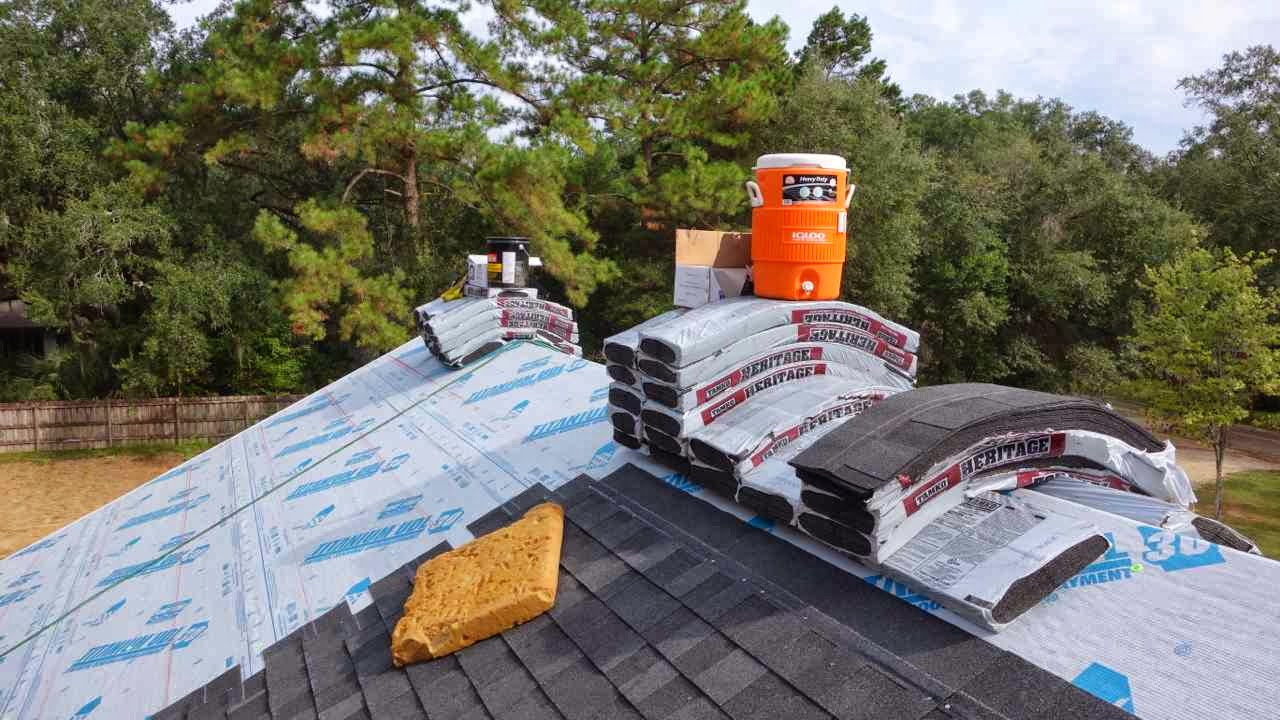 Florida Coal Cracker Chronicles A New Roof In 4 Hours