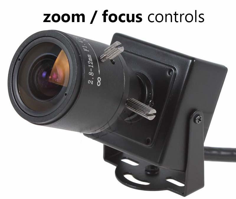 Fix: Security camera blurry at night
