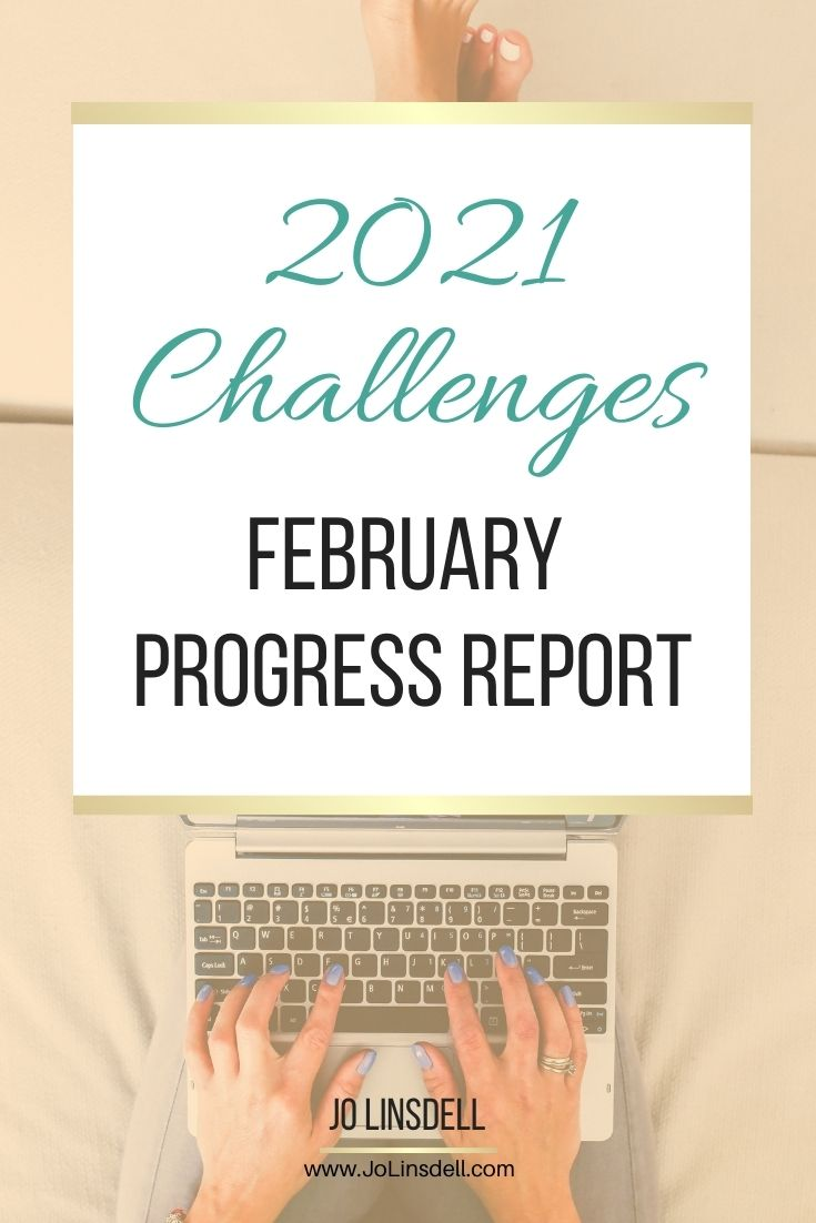 2021 Challenges: February Update