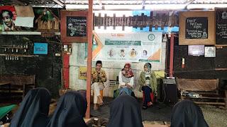 DEMA dan HMJ IAIN Syekh Nurjati Cirebon Talk Show Sikapi Pemilu 2019